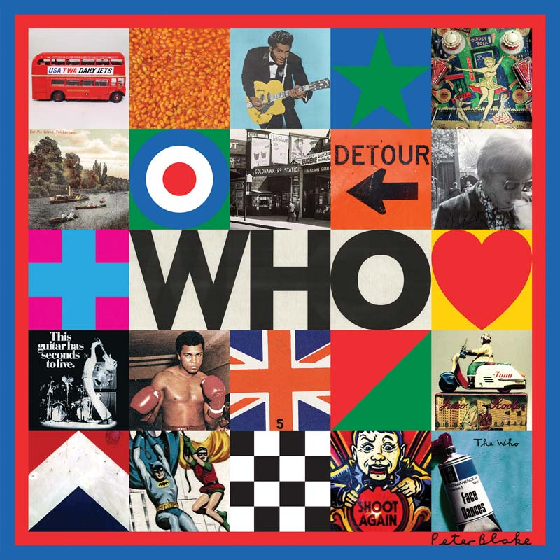 New Albums 2020.Who Album The Who