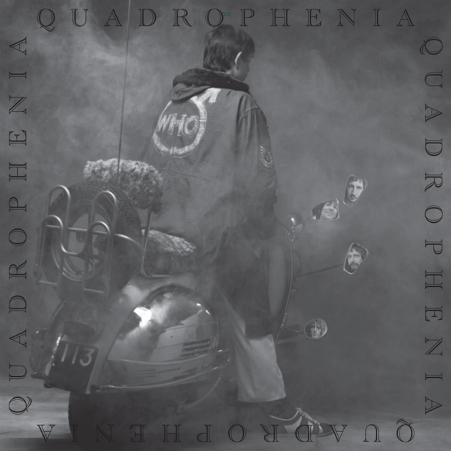 Image result for QUADROPHENIA