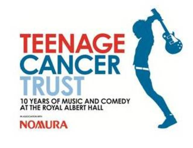 TEENAGE CANCER TRUST ANNOUNCES 10TH ANNIVERSARY ...