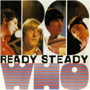 Ready Steady Who (EP)