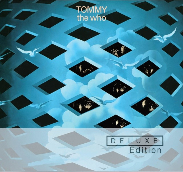 The Who To Release TOMMY Super Deluxe Boxset and Deluxe
