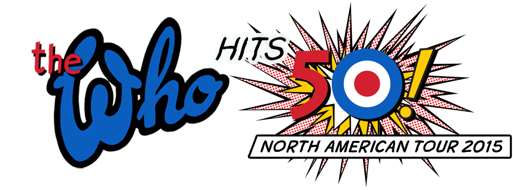 The Who Hits 50 North American Tour