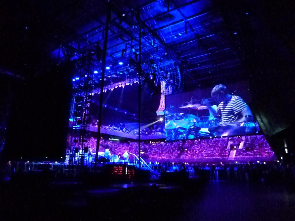 The Who Hits 50! Tour: Ziggo Dome, Amsterdam, Netherlands