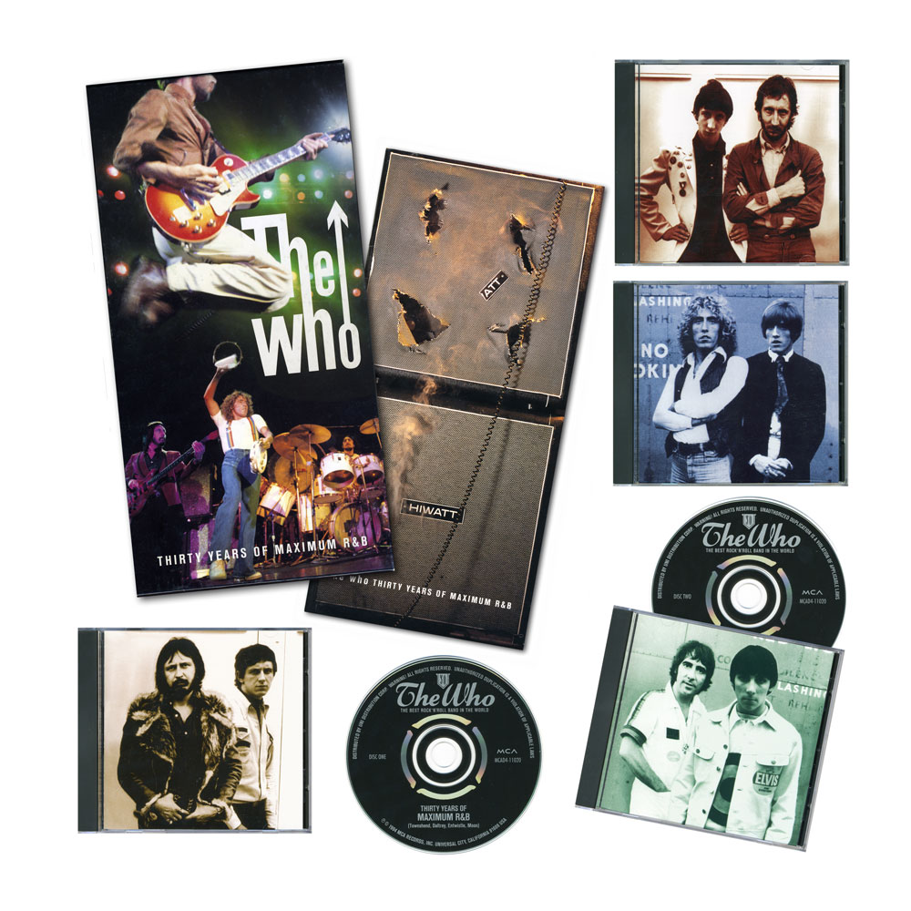 Thirty Years Of Maximum R&B - The Who