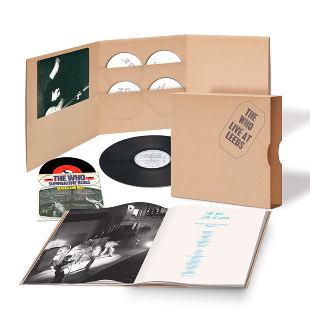 Live At Leeds 40th Anniversary Super Deluxe Collectors