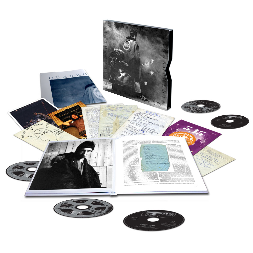 pete townshend quadrophenia essay Peter townshend john swenson - essay homework help pete townshend's immediate attempts to come up with another large-scale project ended in now quadrophenia.