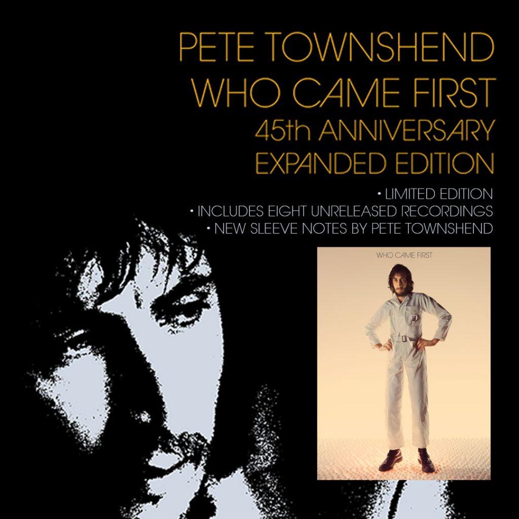 """Résultat de recherche d'images pour """"who came first 45th anniversary cd"""""""