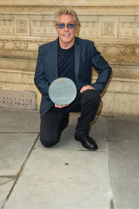 Risultati immagini per The Who honoured