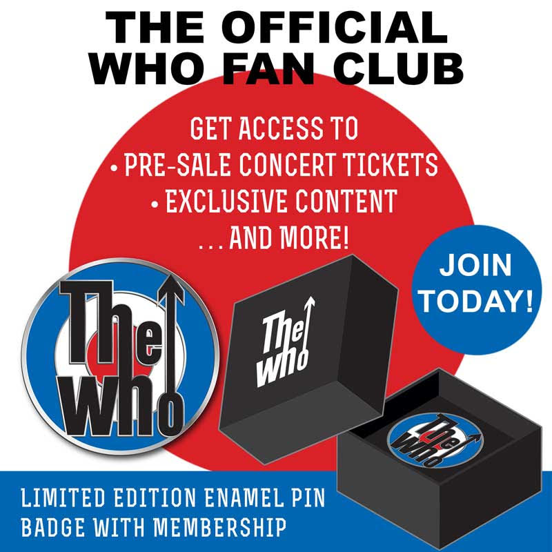 Membership - The Who
