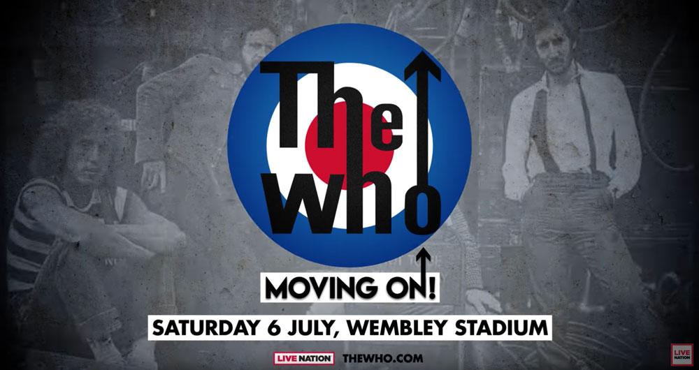 The Who at Wembley 2019