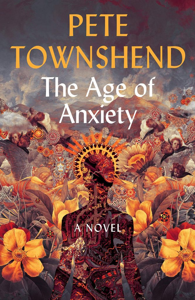 Pete Townshend's The Age of Anxiety book cover revealed - The Who