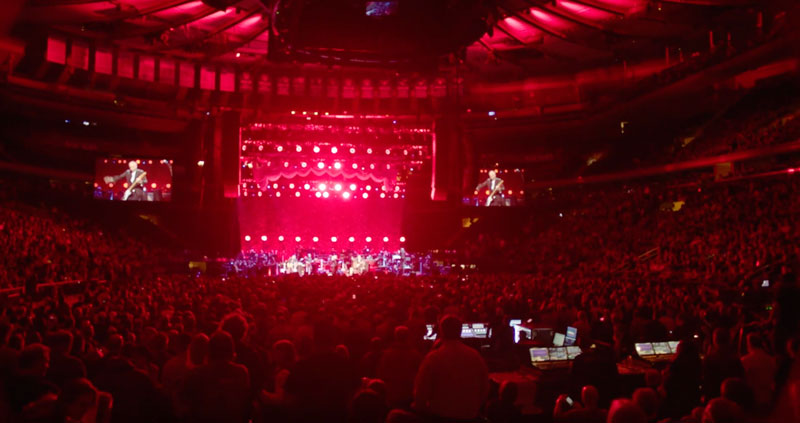 The Who return to Madison Square Garden