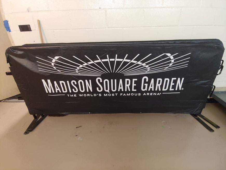 Moving On! Tour: Madison Square Garden, New York City