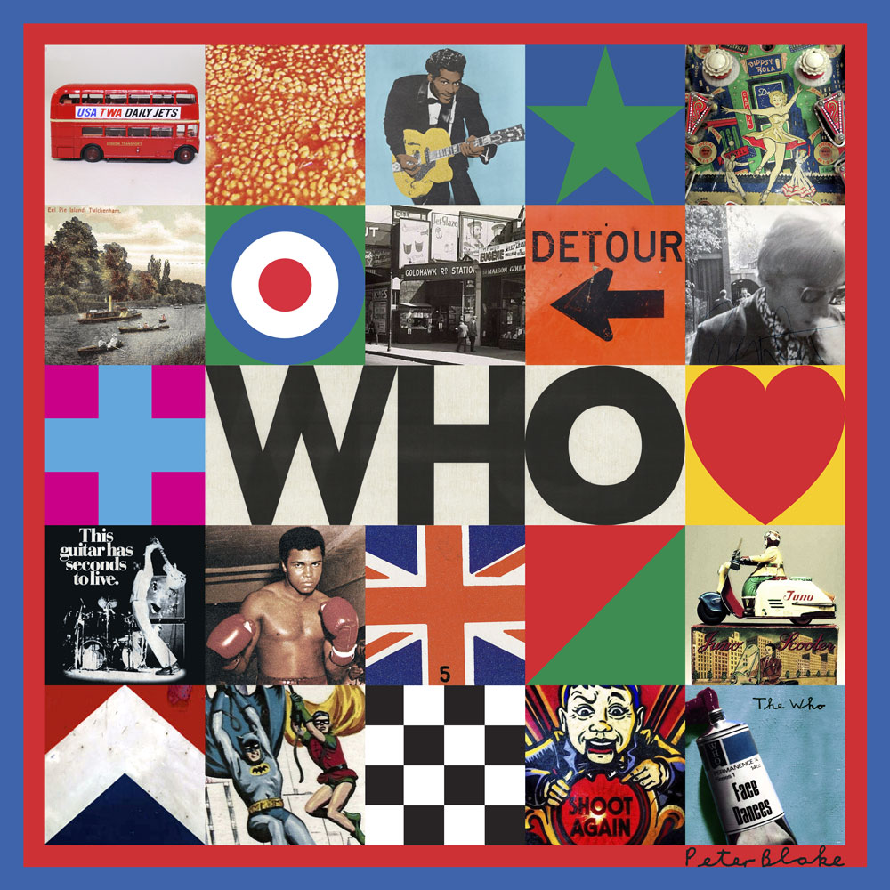 Christmas Albums 2019.The Who Announce The Release Of Their New Album Who Plus