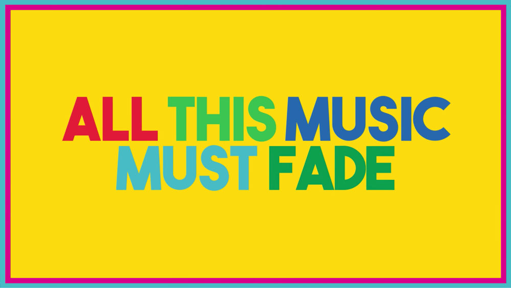 The Who: All This Music Must Fade