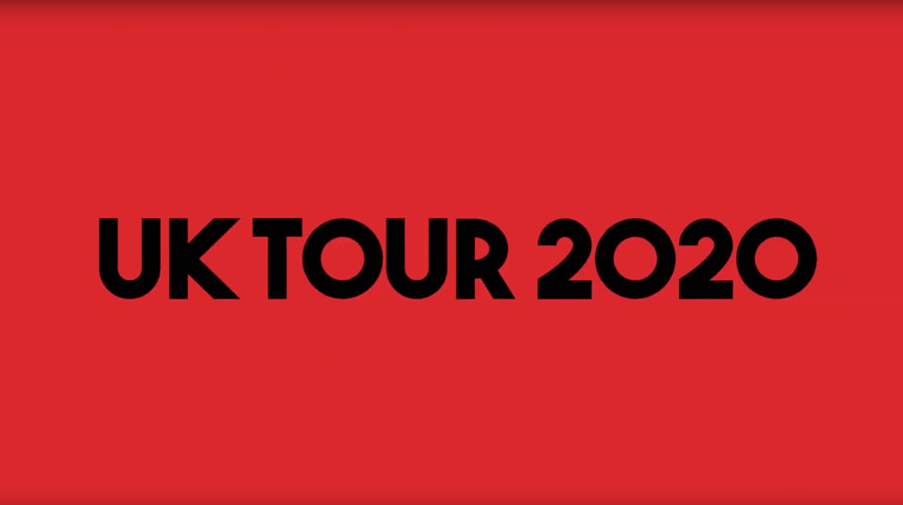 The Who 2020 UK and Ireland Tour