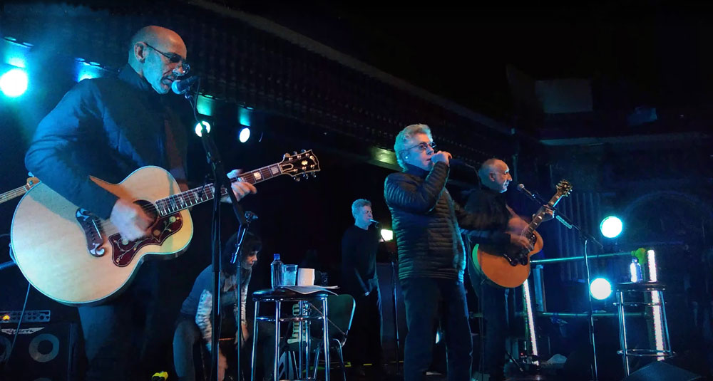 The Who Live at Pryzm: Substitute