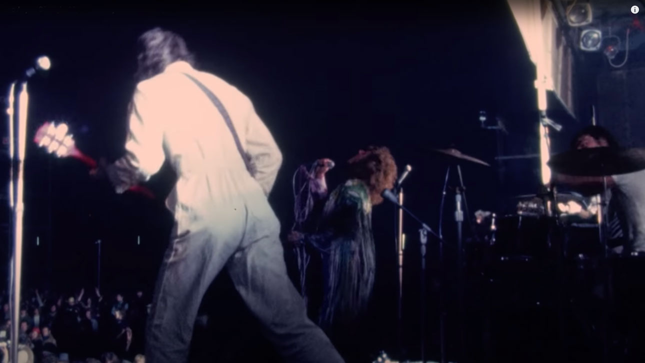 Join Together @ Home : Week Three : Isle of Wight Festival 1970