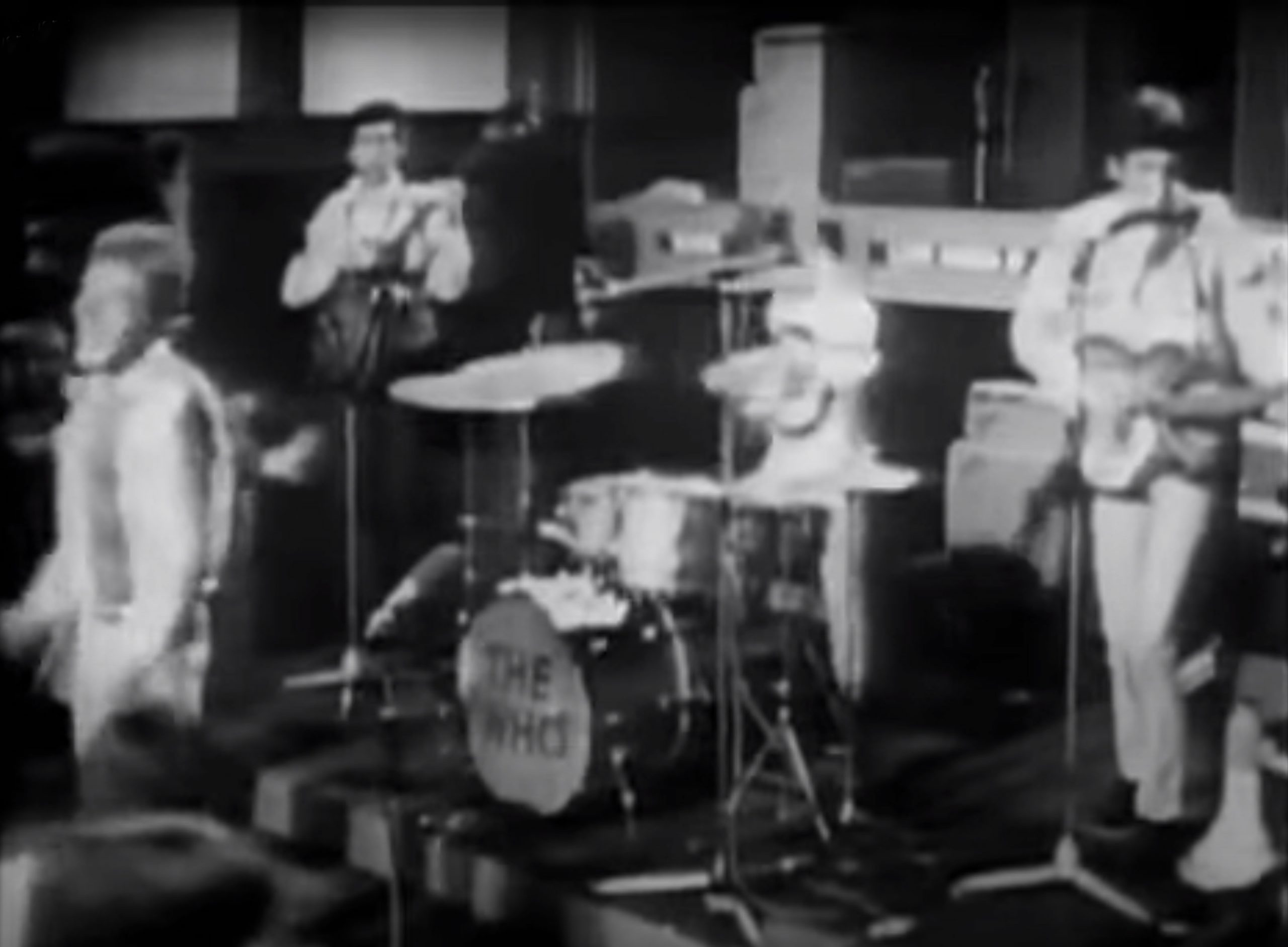 The Who: 'Anyway, Anyhow, Anywhere'