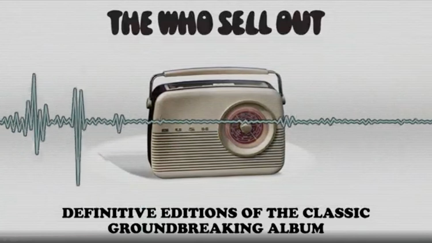 The Who Sell Out Super Deluxe Edition